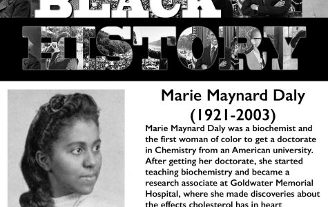 Black History Month: Marie Maynard Daly