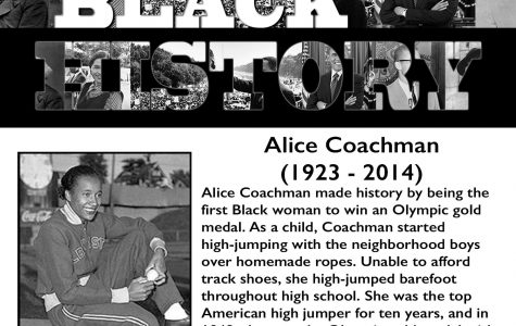 Black History Month: Alice Coachman