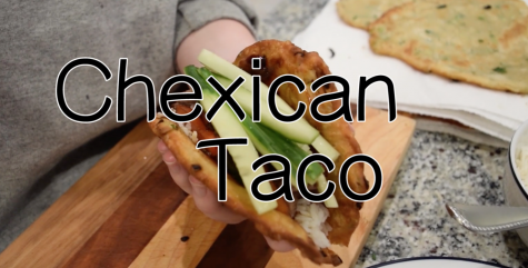 Cooking with Sabrina and Jamie: Chexican Taco