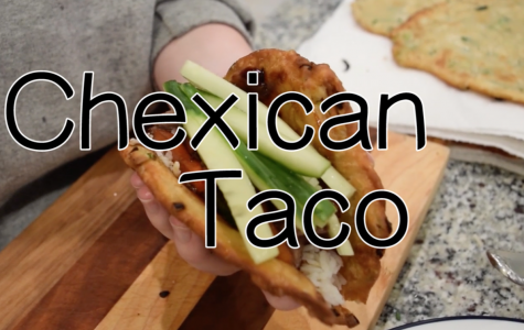 Chex out this meal and we can taco 'bout it! In this video, Sagamore reporters  endeavor to combine Mexican and Chinese cuisines.