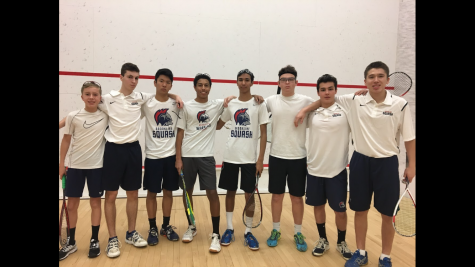 Squash advances to national tournament