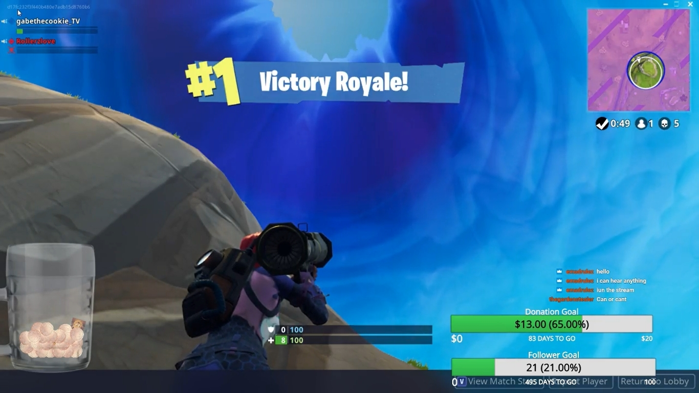 Fortnite players have the ability to earn money through their gaming expertise. The video game has become increasingly popular among the younger generations.