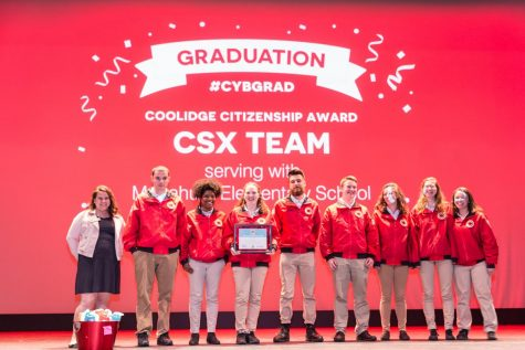 High school graduates join City Year to combat educational inequality