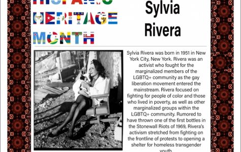 Hispanic Heritage Month: Sylvia Rivera