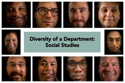 Social studies department reflects on impact of diversity in the classroom