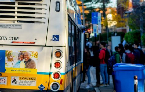 New South Brookline bus system elicits mixed reactions
