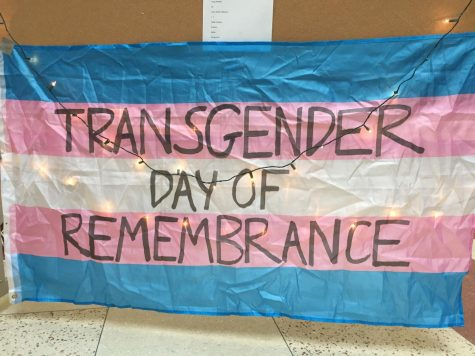 Transgender Day of Remembrance vigil brings awareness to the violent deaths of transgender people