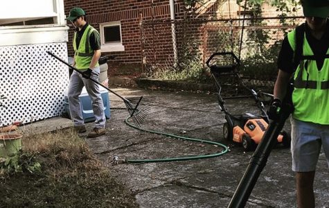 Brothers Landscaping, run by junior Nate Yee, is both a successful business and a way for the student employees to escape schoolwork-induced stress.