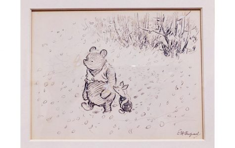 Winnie-the-Pooh exhibit revisits classic childhood story