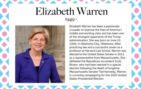Elizabeth Warren – Women's History Month
