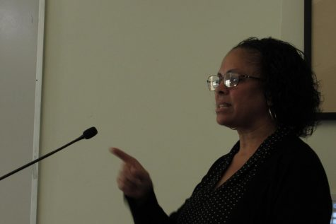 Black History Month Speaker Series: Tonia Magras '86