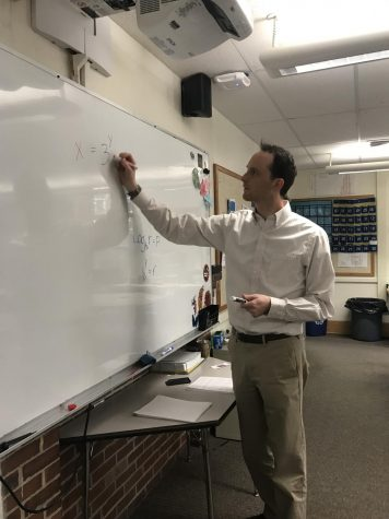 New teacher impresses class mid-way through the year