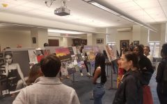 LiveInspired displays student passions through art