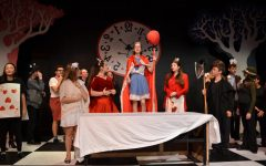 Freshman play offers a musical twist on classic Alice in Wonderland