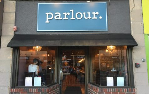 In place of Regal Beagle, Coolidge Corner's new restaurant, Parlour, opened in early July of this year.