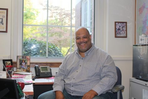 New METCO Coordinator J. Malcolm Cawthorne helps students thrive