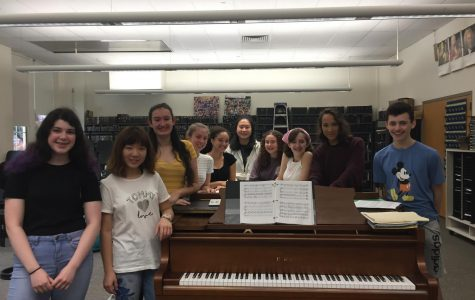 Glee Club strives to accommodate new voices at the high school.