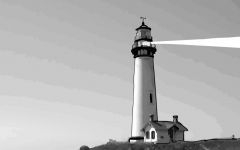 """The Lighthouse"" provides psychological horror"