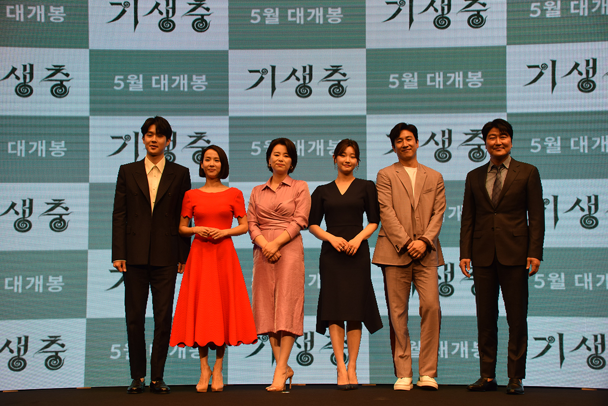 The cast of parasite, while small, conveyed an incredible performance spanning complex themes.