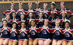 On Nov. 17, the fall cheerleading competed at the Regional Competition after qualifying at the Bay State League Championship. This was the first time the team had qualified to go to regionals.