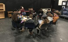 Triples plays allow students be involved in scriptwriting process