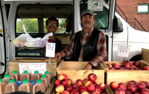 The Brookline Farmers Market provides a local and convenient opportunity for Brookline residents to purchase healthy, sustainable and affordable groceries.