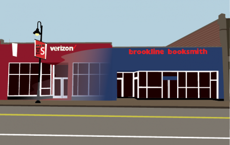 Brookline Booksmith is expanding into a next-door storefront after decades in Coolidge Corner. The space, which had been a Verizon, will house a Booksmith café.