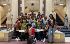 Dashiki Day kicks off Black History Month