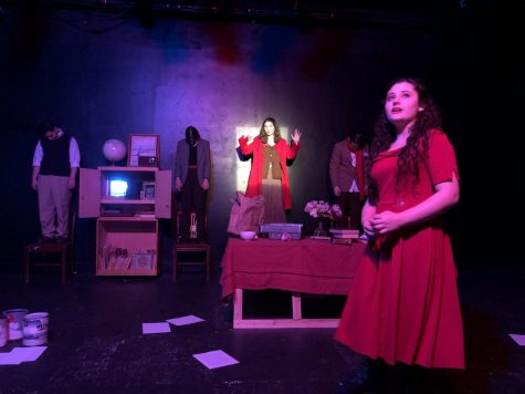 """The Citizens"" play speaks to youth movements of today"
