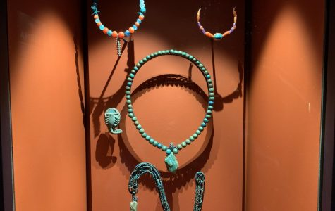 MFA Nubia exhibit creatively presents past history and culture