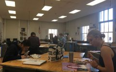 Advanced Placement art fosters independence