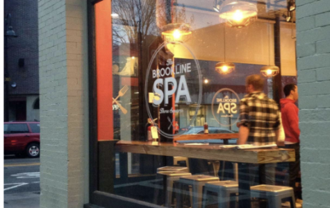 The Brookline Pizza SPA