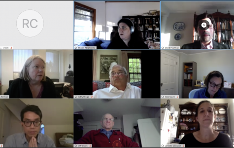 Members of the Brookline School Committee (BSC) convened over Zoom on June 15 at 6 pm to discuss policy issues, specifically as they pertained to the Hancock Village construction project.