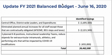 Finance Subcommittee members met Tuesday to discuss the budget for the coming school year. Interim Superintendent Ben Lummis reviewed budget uncertainty in regards to programs to the Brookline Early Education Program (BEEP) and the Summer Food Service Program (SFSP).