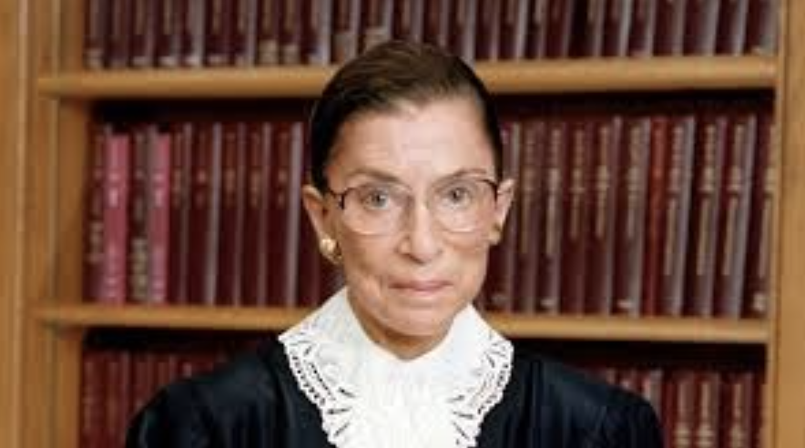 Former Supreme Court Justice Ruth Bader Ginsburg was an advocate for women's rights and protecting minorities through legislation. Through her work and constant effort to create change, she left a legacy that Brookline students and teachers hold close by.