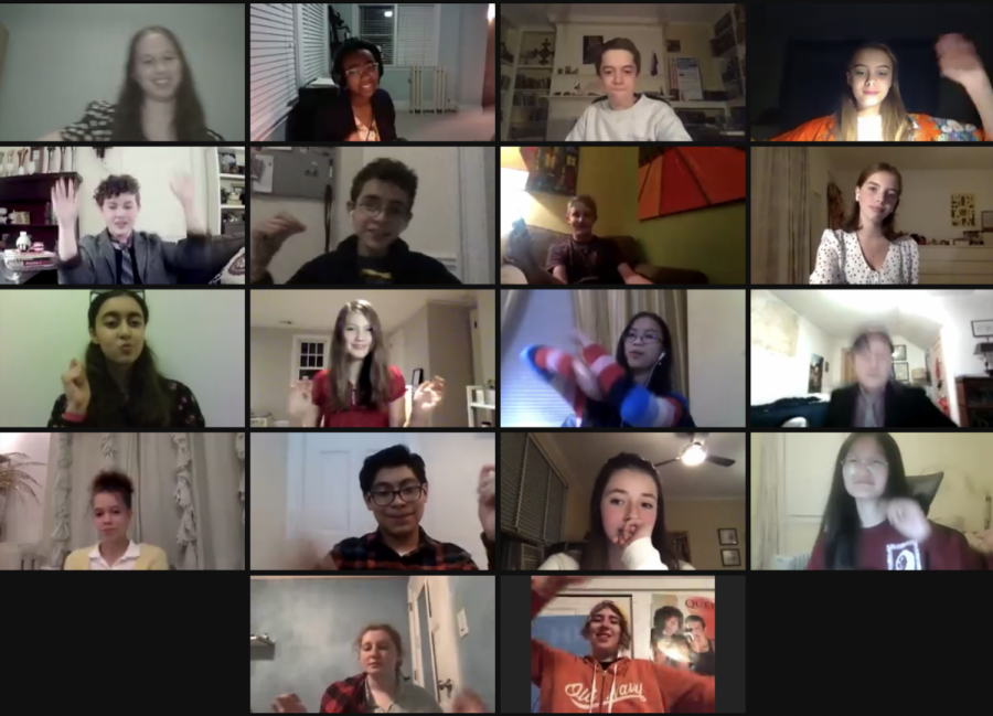 This+year%27s+freshman+play%2C+%22Check+Please%22+went+through+the+mixed+experiences+of+online+dating.+Hosted+by+the+BHS+Drama+Society%2C+the+play+was+presented+via+Zoom.