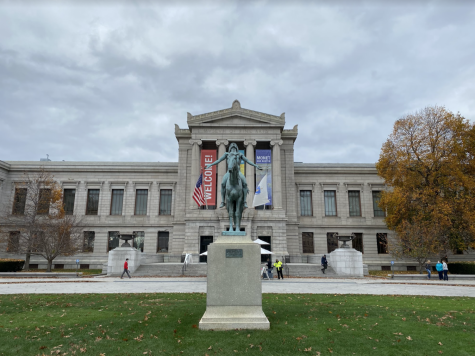 The Museum of Fine Arts (MFA) offers a diverse set of artwork that helps disconnect from the stresses of everyday life.