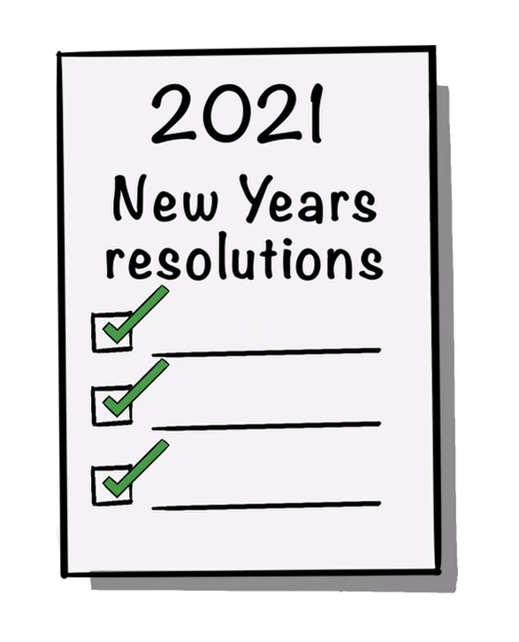It's a well known fact that it's notoriously difficult to keep resolutions you make at New Years. Using the strategies of journalist James Clear, here are a few ways to stick to your resolutions in 2021.