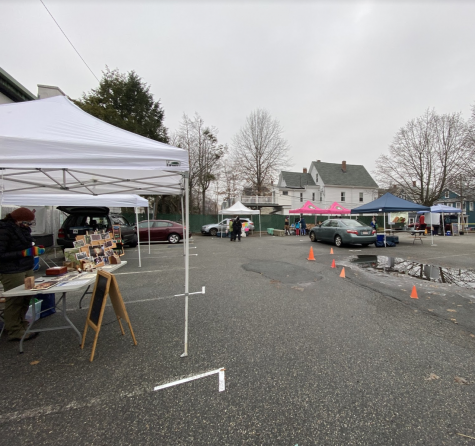 The Somerville Winter Farmers Market offers a wide variety of foods from local vendors the community can support throughout the COVID-19 pandemic.