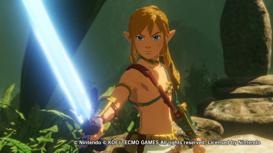 Hyrule Warriors Age Of Calamity Provides Addicting Gameplay For Any Lovers Of Legend Of Zelda Breath Of The Wild The Sagamore