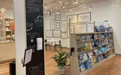 The Novel Kitchen offers a wide selection of gifts and food and is a welcome addition to the beloved bookstore.