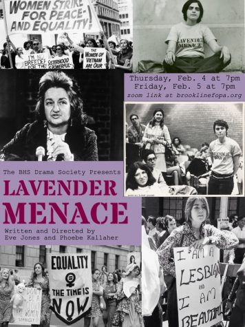 "Set in the 1970s, ""Lavender Menace"" breaks down what it meant to be gay during the feminist movement at that time."