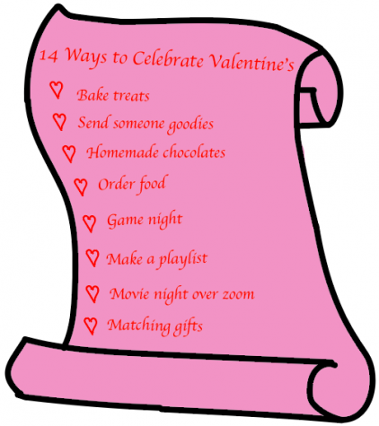 Read to get some ideas on how to celebrate your Valentine
