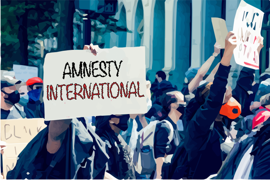 The Amnesty International Club strives to provide students with an outlet for political activism whilst fostering an open and diverse agenda.
