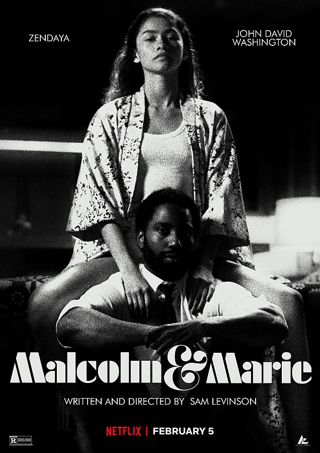 "As the first major production to adapt to shooting limitations set by the pandemic, ""Malcolm and Marie"" features only two actors, solely focused on capturing the verbal altercations happening on a particular night."