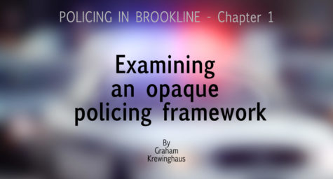 Examining an opaque policing framework