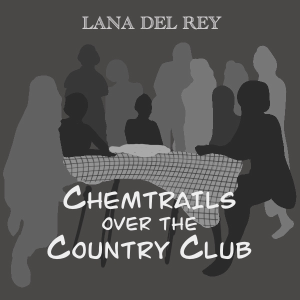 """Del Ray's seventh studio album, """"Chemtrails Over the Country Club,"""" was released on March 19, 2021, with """"Let Me Love You Like a Woman"""" as the promotional single."""