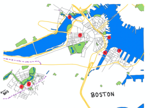Museums are staring to open up all around Boston as COVID-19 restrictions lift. The Sagamore has compiled a list of museums open to the public now if you're looking for a fun place to go.