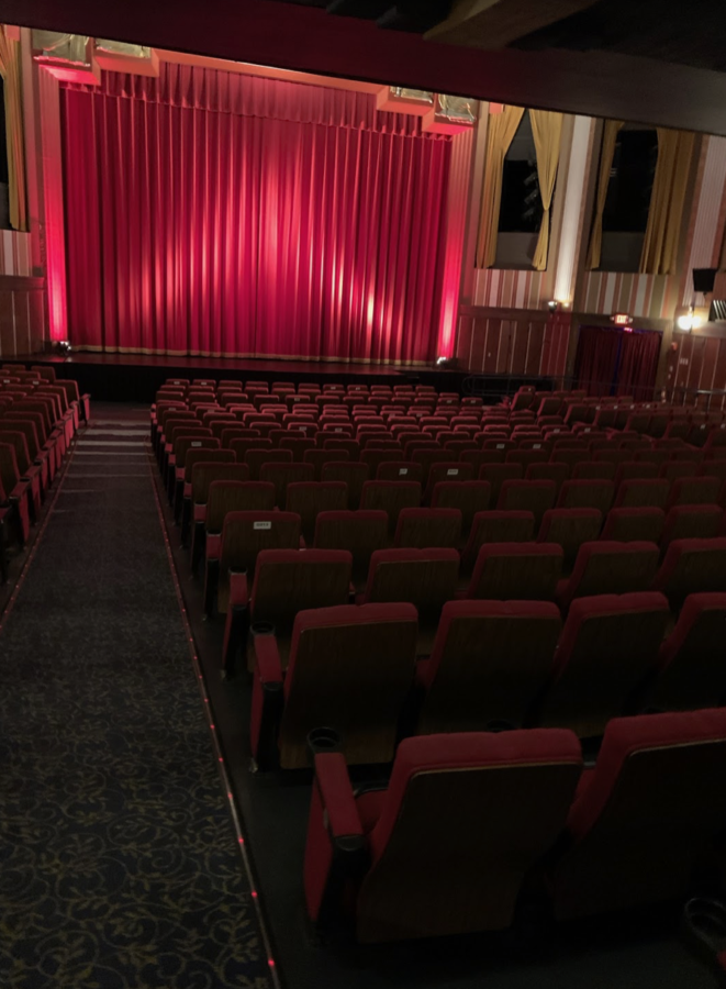 The Coolidge Corner Theater, a staple of the Brookline community, recently reopened with reduced capacity for movies and other featured projections.