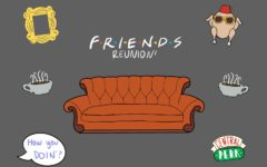"""""""Friends: The Reunion"""" features wacky games that help the"""